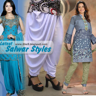 Latest-Salwar-Styles