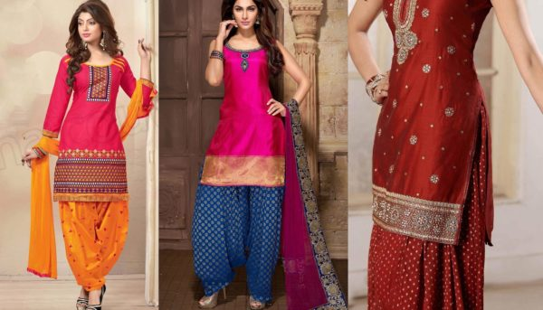 Latest Salwar Suits Design photos
