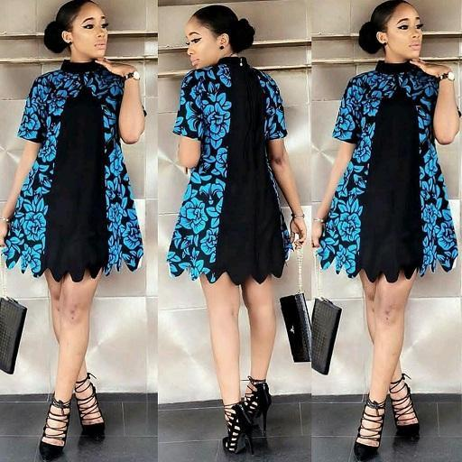 Fashion Native Ankara Styles that are Trending since this Month
