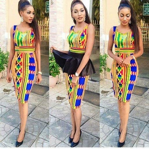 Ankara fashion