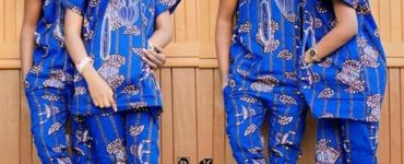 WatchOut For Trendy Ankara fashions For Couple that Surprise Fashionist
