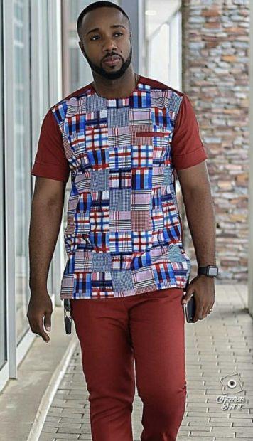 Most Popular Design Ankara Fashion Styles For Men 2020 2021