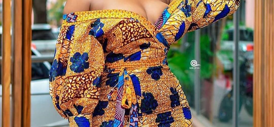 NEWEST FASHION OF ANKARA STYLES 2020 FOR LADIES ( IMAGES)