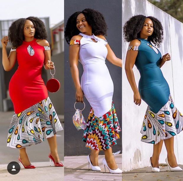 Latest Ankara styles 2020 For Ladies