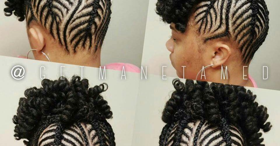 Ladies! Natural Hairstyles that will Freak your Guy/Husband