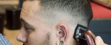 BARBING SHOP: LATEST BEST FADE HAIRCUT STYLES FOR GUYS