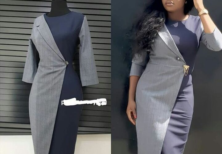 Amazing Captured Of Trendy Short Gown Wears Catalogue For 2020/2021