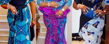 50+ Lovely Unique Ankara Fashion Styles Wear For Classy Ladies 2020