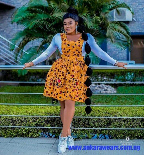select Lagos Ankara styles