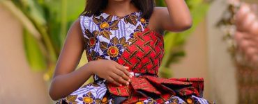 Latest Ankara styles for Wedding