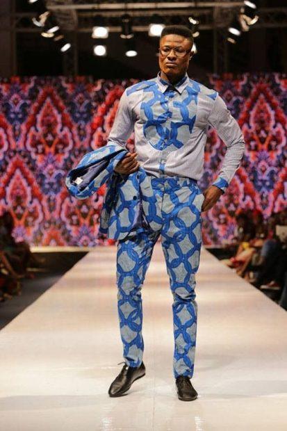 Ankara Styles For Guys