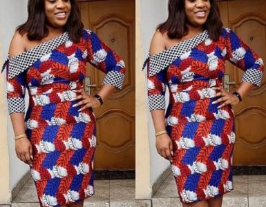 ANKARA CLOTHING STYLES YOU NEED AS A FASHIONIST