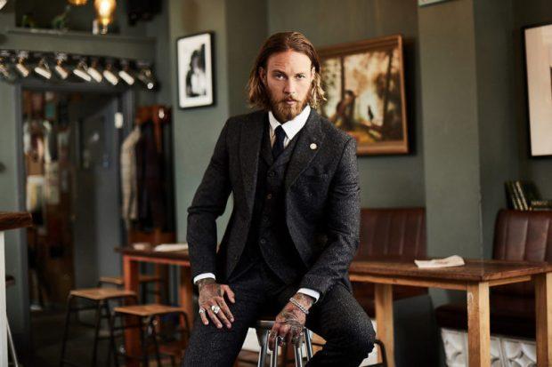 Picture of latest designer suit
