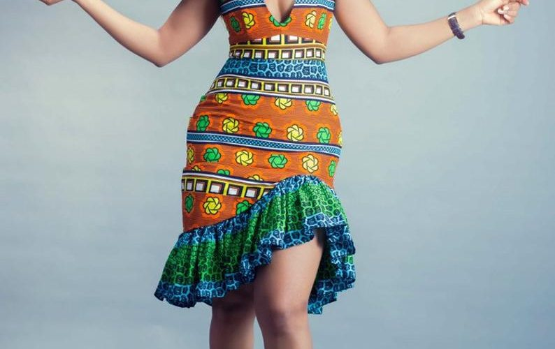 latest ankara gown styles in Nigeria