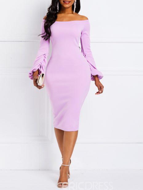 latest English dress styles