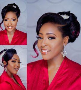 Bridal braid hairstyles Nigeria