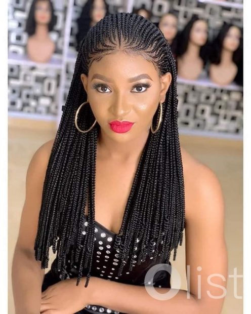 latest female hairstyles in Nigeria